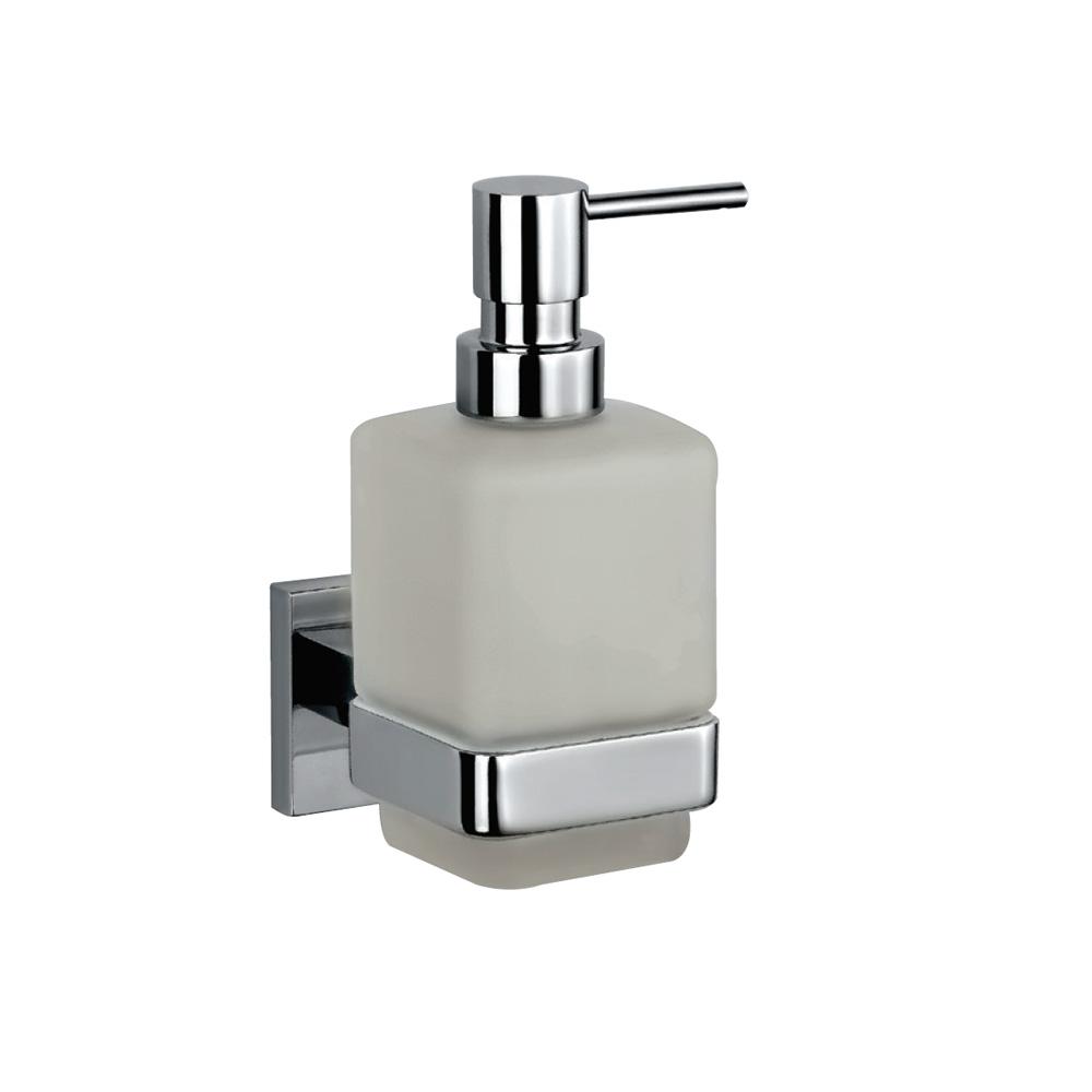 Soap Dispenser with Glass bottle