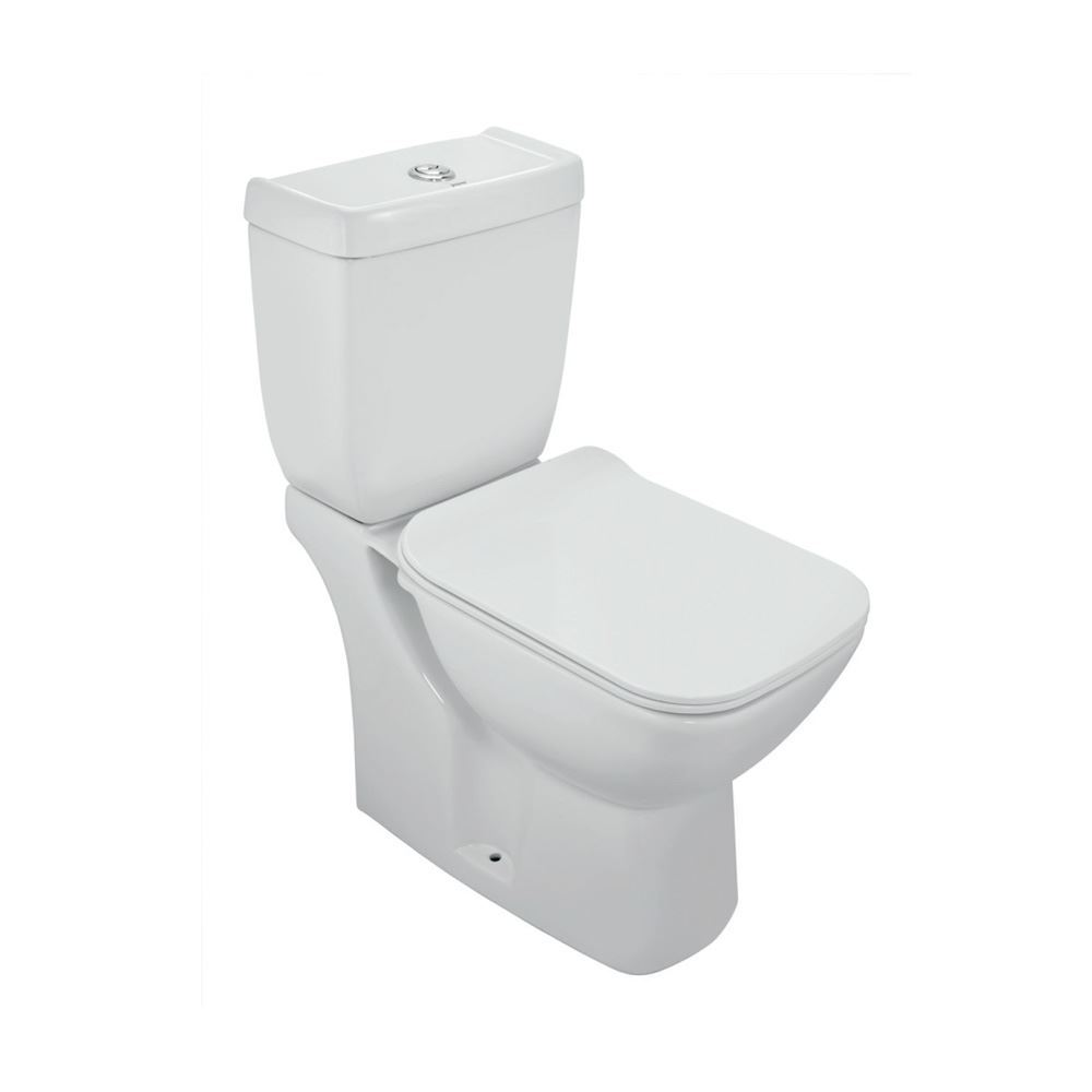 Bowl with Cistern for Coupled WC