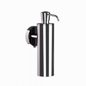 Soap Dispenser-Black Chrome