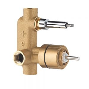 In-wall Body of Shower Mixer