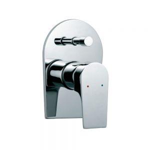 Manual 2 outlet Hi Flow Shower Mixer