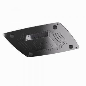 Rainjoy+ Shower 500X500mm-Black Chrome