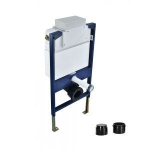Single Piece In-wall Cistern Body (Front or Top Actuation)