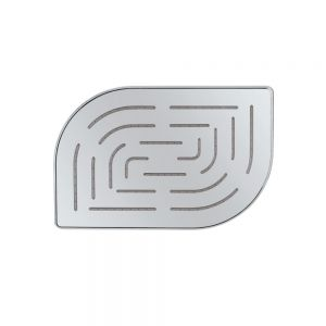 Alive Maze Single Function 200x300mm Showerhead