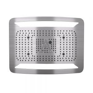 Rainjoy Shower iV6-Stainless Steel