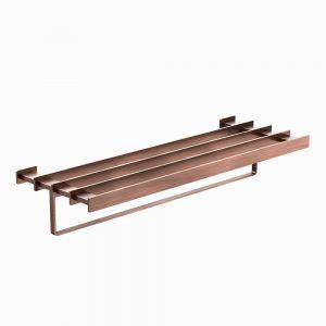 Towel Shelf 600mm Long-Antique Copper