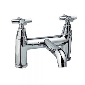 2 Hole H Type Bath Filler