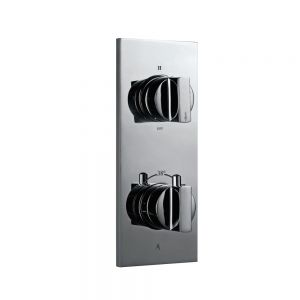 Thermatik-R In-wall Thermostatic Shower Valve with 3-Way Diverter