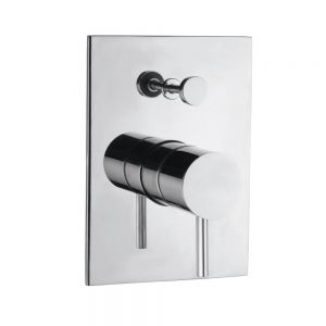 Single Lever In-wall Diverter for Bath & Shower Mixer