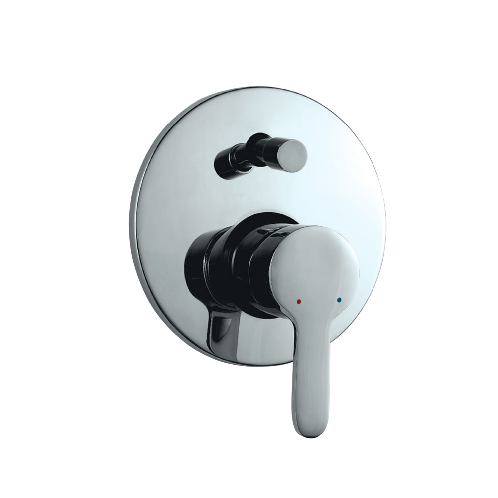 Manual 2 outlet Shower Mixer