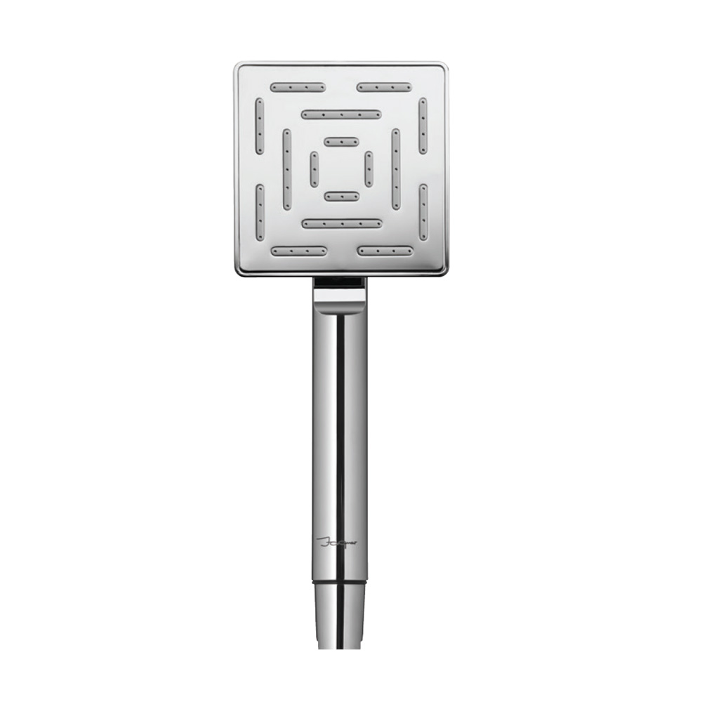Maze Single Function 95X95mm Square Hand Shower