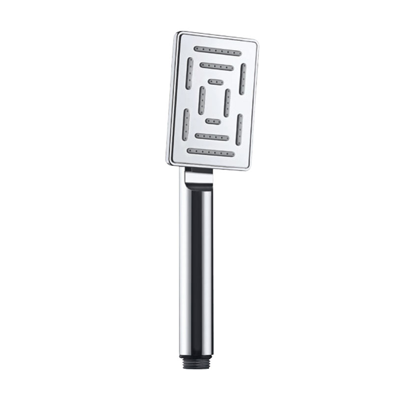 Single Function Rectangular Shape Maze Hand Shower