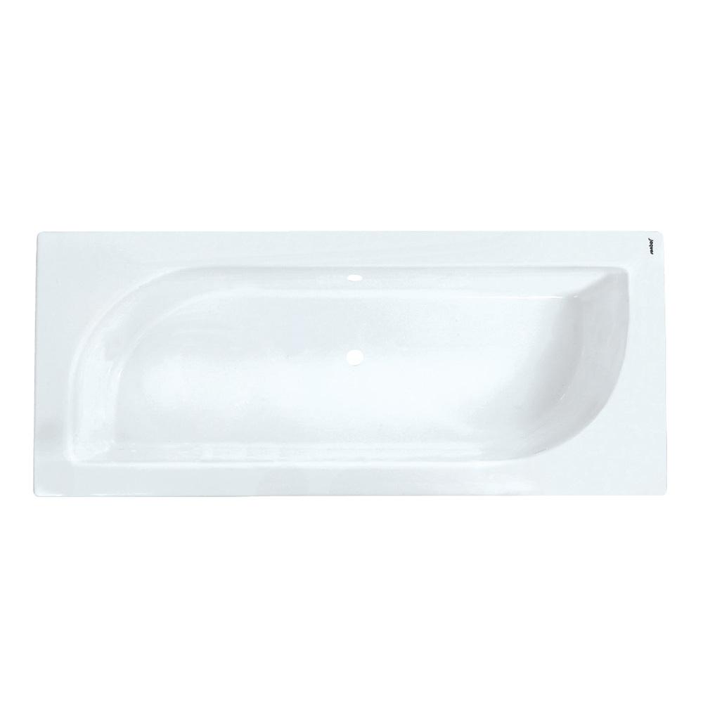 Alive 180X80X47 Built In Bath Tub
