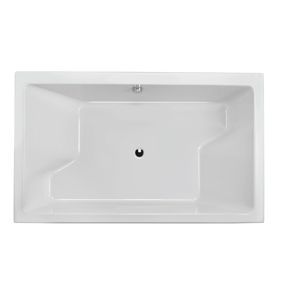 Kubix Prime 180X110X48 Built In Bath Tub