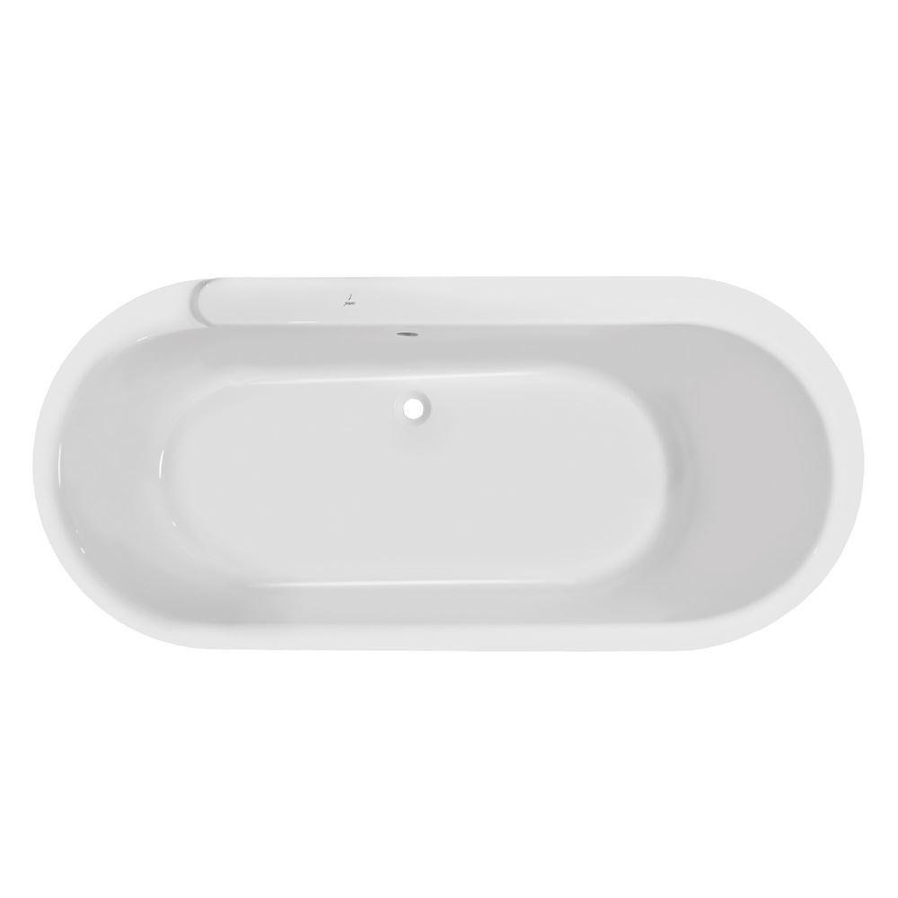 Opal Prime built-in bathtub