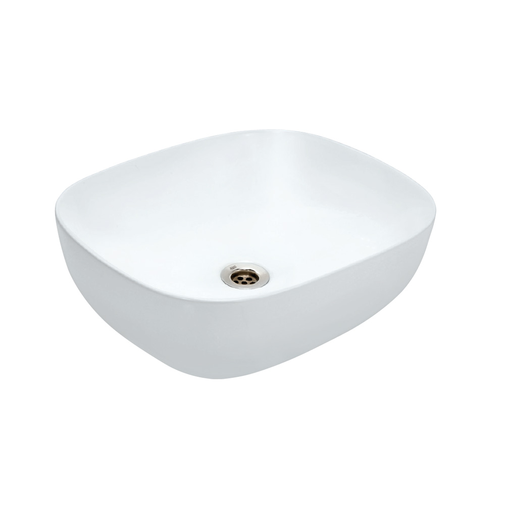 Thin Rim Counter Top Basin