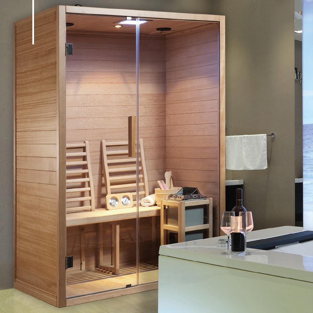 Jaquar Sauna - Kaya