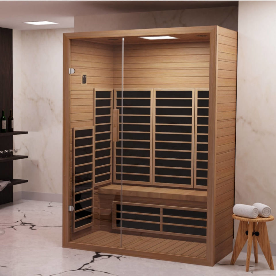 Sauna (3 Seater)