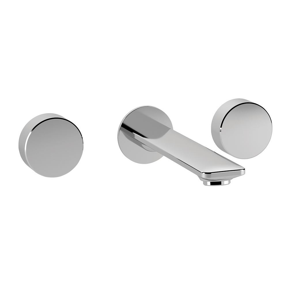 Exposed Part Kit of In-wall 3-Hole Basin Mixer