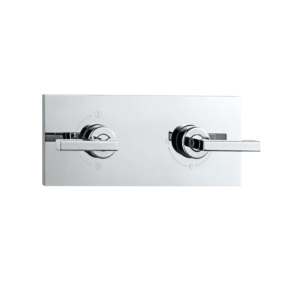 In-wall Diverter for Bath & Shower