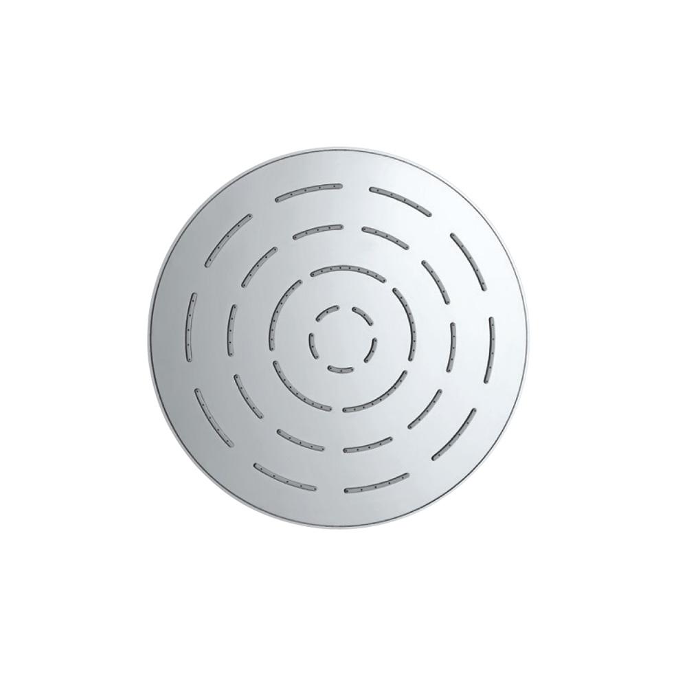 Maze Single Function 200mm Round Showerhead