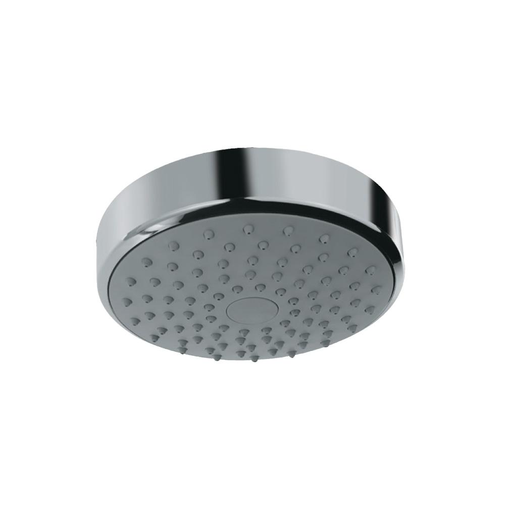 Single Function 120mm Round Showerhead