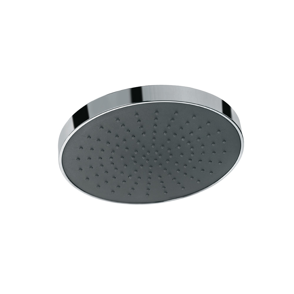 Single Function 190mm Round Showerhead