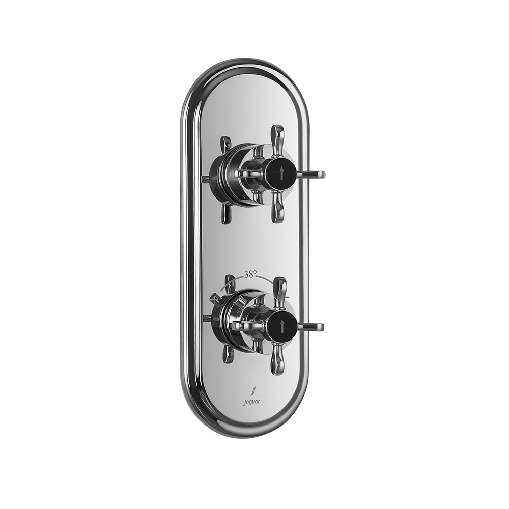 Aquamax 1 Outlet Thermostatic Shower Mixer