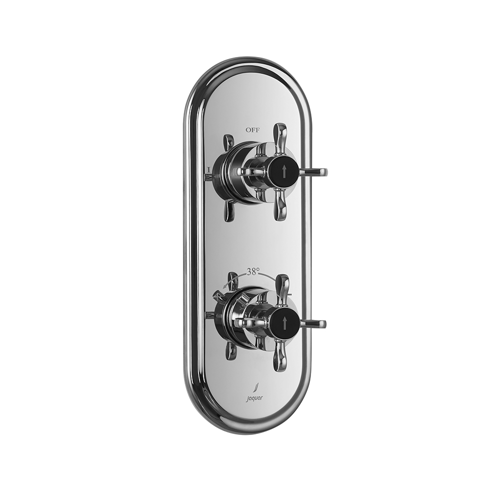 Aquamax 2 Outlet Thermostatic Shower Mixer