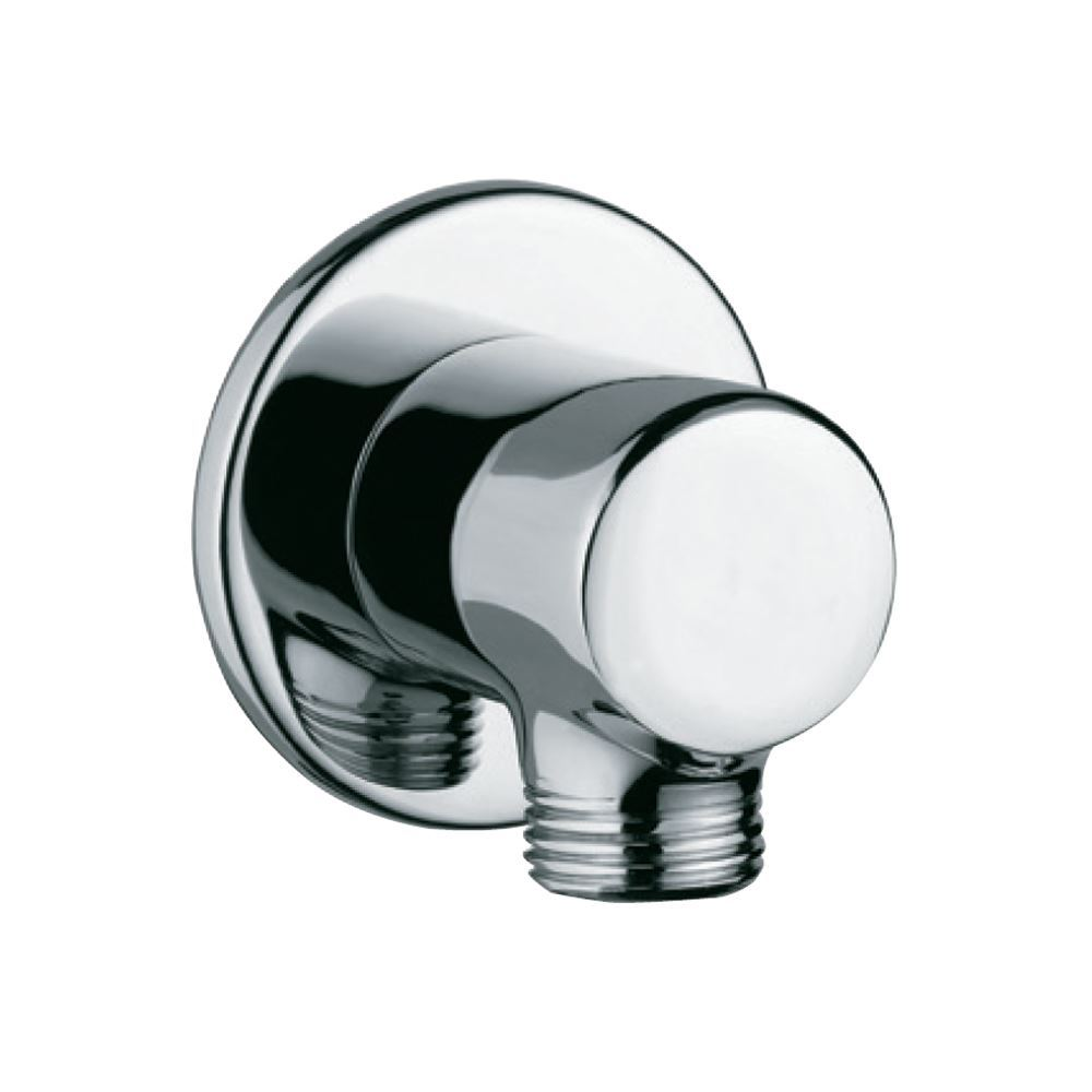 Round Wall Outlet